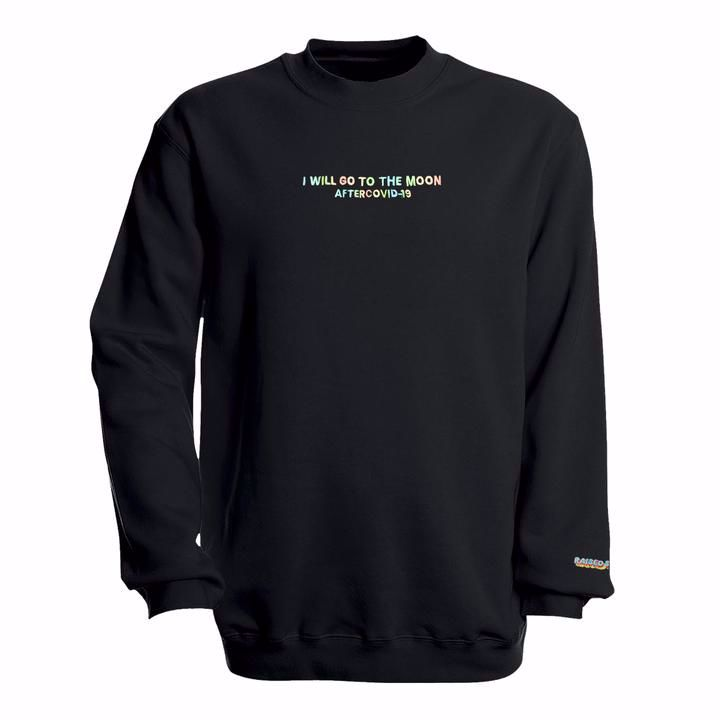 Picture of I will go to the moon sweatshirt