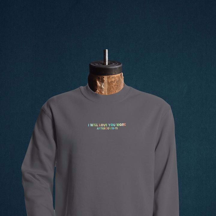 Picture of I will love you more sweatshirt